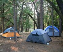 campground tents