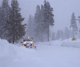 plow plowing snow