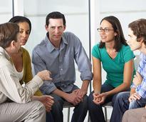 support group conversation