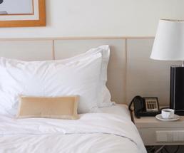 Hotel room in Lake George