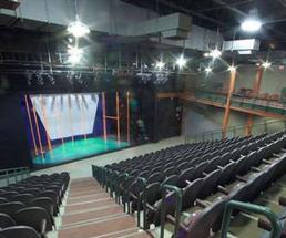 charles r. wood theater auditorium