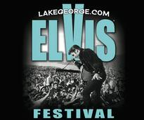 LakeGeorge.com Elvis Festival logo