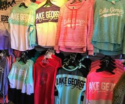 Lake George shirts