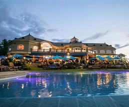 pool and patio at prime at saratoga national
