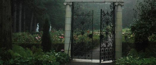 yaddo garden gates