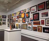 photographs on display at saratoga arts