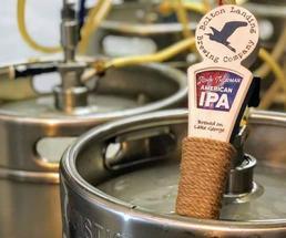 Bolton Landing beer keg