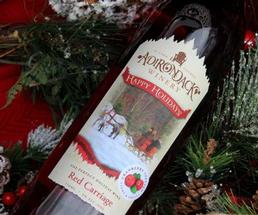 red carriage wine from adirondack winery