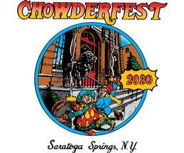 2020 saratoga chowderfest logo