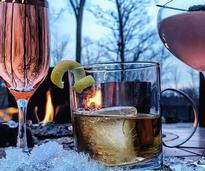 drinks in the winter