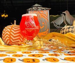 Unified Beer Halloween decor