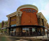 entrance of clifton park center