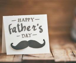 a father's day card