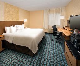 hotel room in albany ny