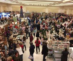 indoor holiday market