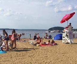 brown's beach