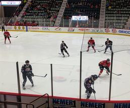adirondack thunder hockey game