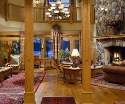 elegant lodge