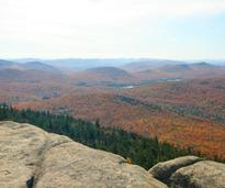view from Crane Mountain