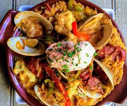 clam dish