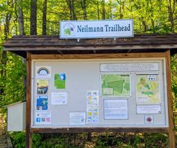 Neilmann trailhead