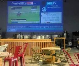 race on TV