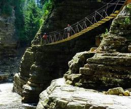 river walk bridge