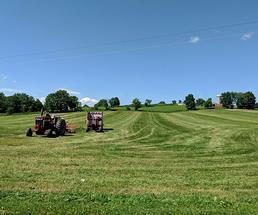 field and farm equipment in washington county