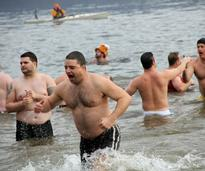 lake george polar plunge