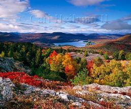fall foliage in upstate ny