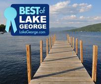 Dock on Lake George