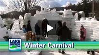 Carnival of Winter in Lake George