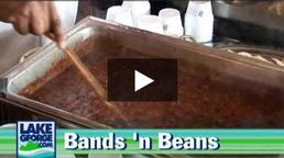 Lake George Bands & Beans