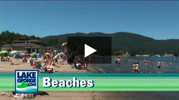 Video Guide to Beaches on Lake George