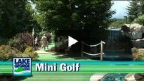 Lake George NY mini golf