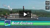 Take A Cruise On Lake George!