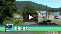 Biking In Lake George