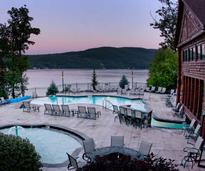 Resorts on Lake George