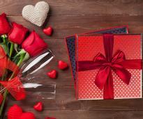 gift box valentine's