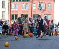 Saratoga Fall Children