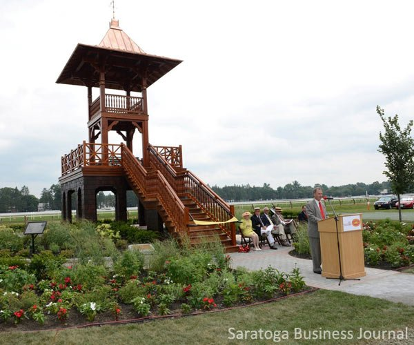 whitney viewing stand