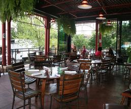 gaffney's patio
