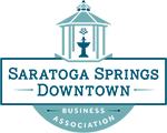 saratoga springs downtown business association logo