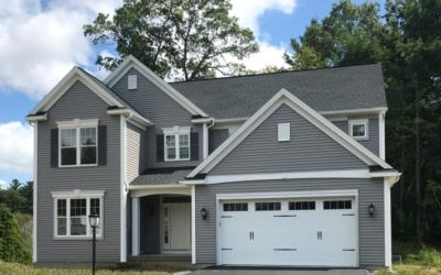 19 Greenbrier Way - Stafford 4 BR, 2.5 BA Master Up