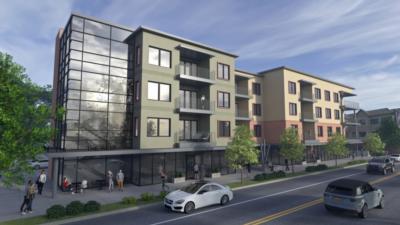 116 West Ave, Unit 205
