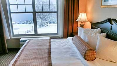 winter at fort william henry resort