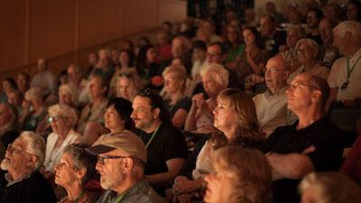 Lake George Music Festival concert attendees