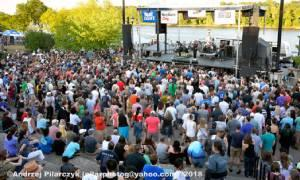 alive at five concert series