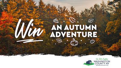 fall foliage in Washington County