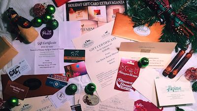 gift cards for holiday gift card extravaganza
